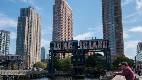 Free stock photo of long island