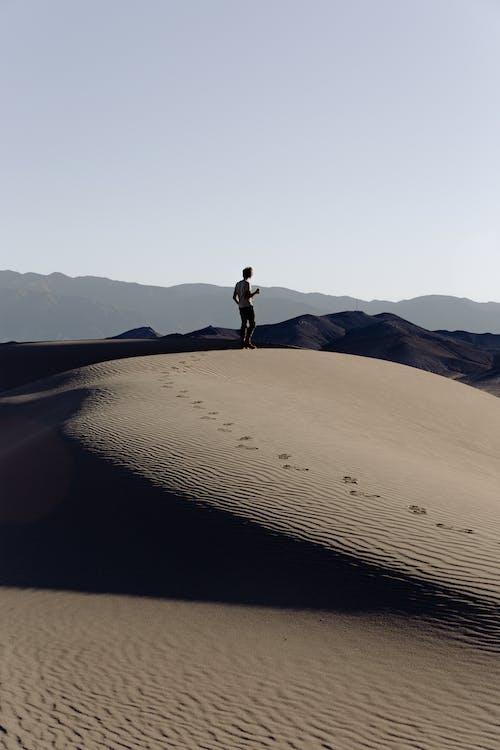 Fotobanka sbezplatnými fotkami na tému arídny, cestovať, dobrodružstvo, duna