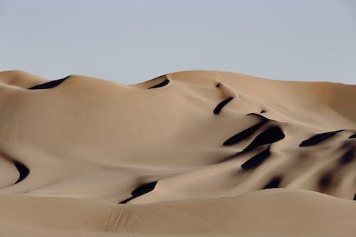 Dessert Sand Dune