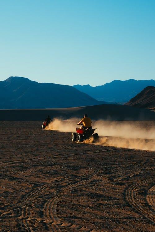 Foto stok gratis bukit, di luar rumah, gunung, gurun pasir