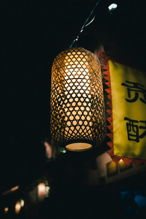 Fotos de stock gratuitas de colgando, farol, iluminado, lámpara