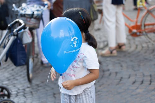 Free stock photo of balloon, blue, festival, festlet