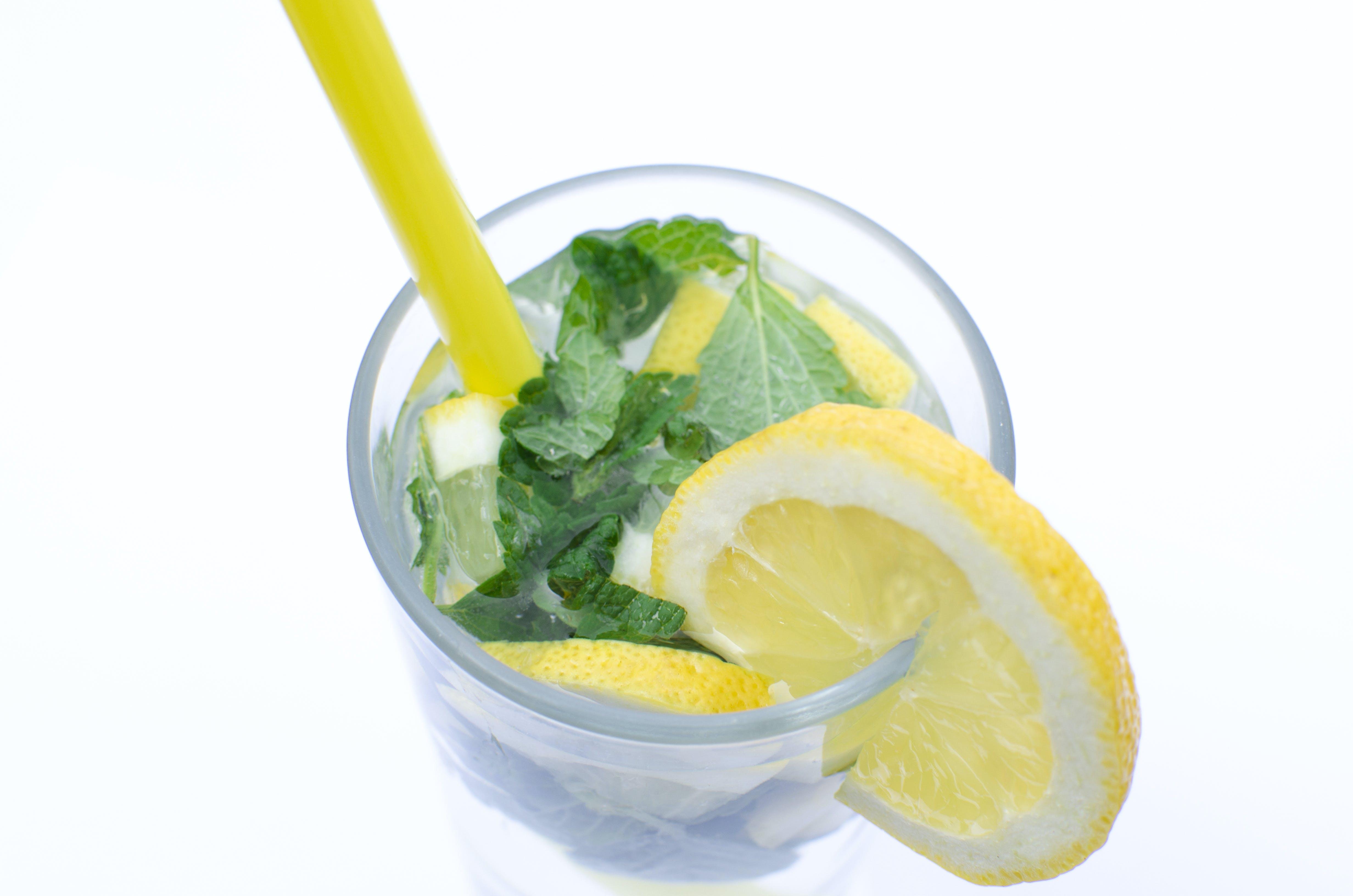Lemon Juice in Cup