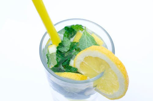 Lemon Juice in Cup