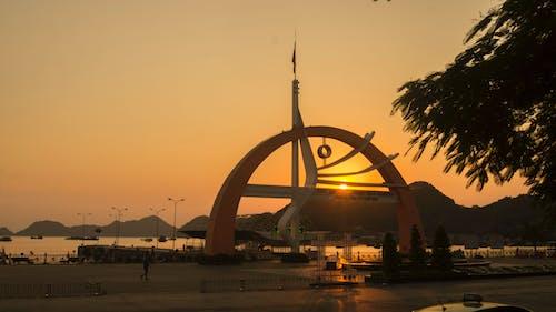 Gratis lagerfoto af smuk solnedgang, yourphototrips