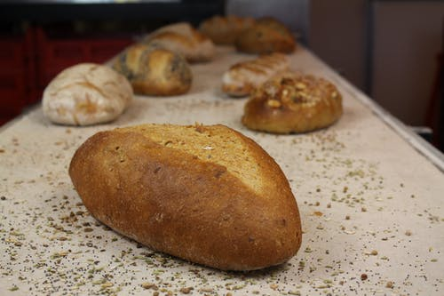 Ilmainen kuvapankkikuva tunnisteilla hapatettu leipä, leipä