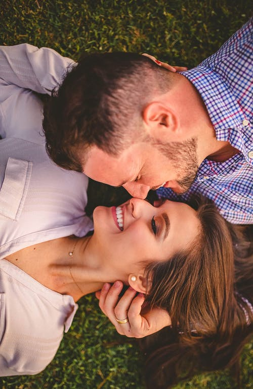 Imagine de stoc gratuită din afară, afecțiune, concentrare, cuplu