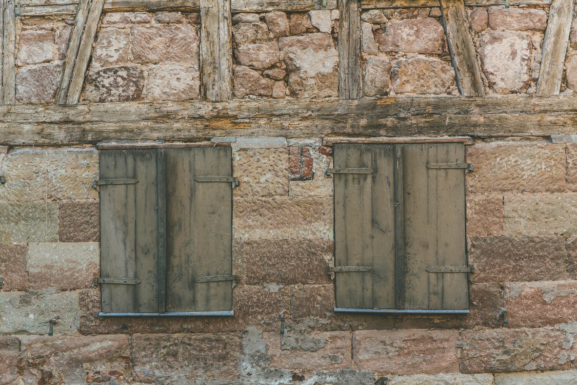 architekturdesign, fassade, fenster