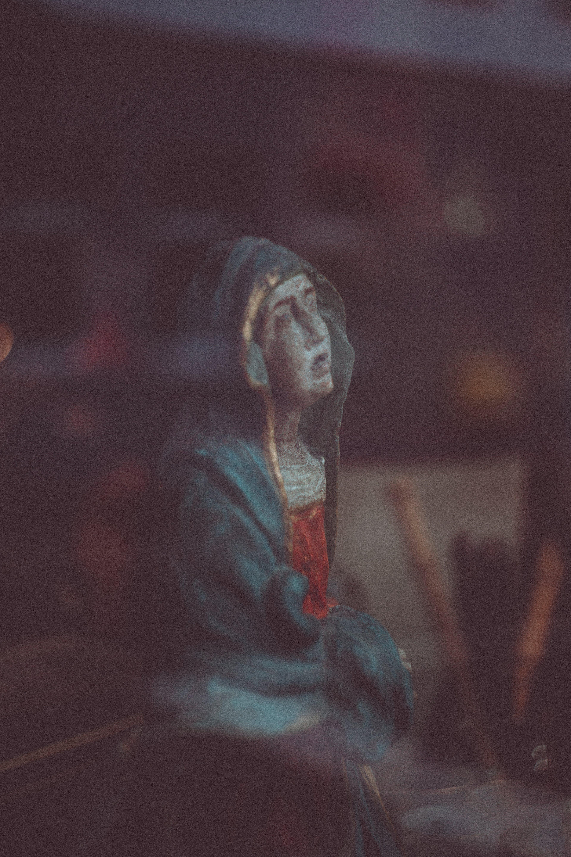 Free stock photo of statue, religion, christianity, faith