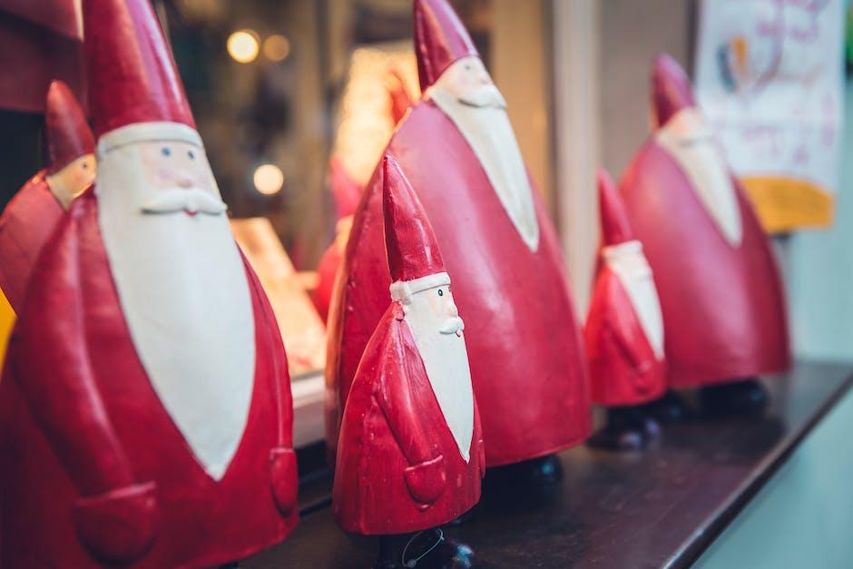 New free stock photo of decoration, santa claus, items