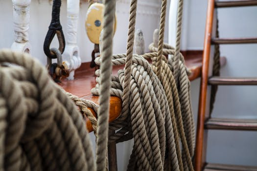 Free stock photo of wood, sailing, ladder, steel