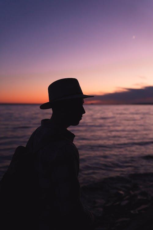 Základová fotografie zdarma na téma jezero, moře, muž, osoba