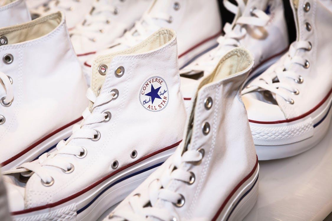 cận cảnh, cổ điển, dây giày