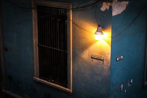 Foto profissional grátis de abajur, abandonado, antigo, arquitetura