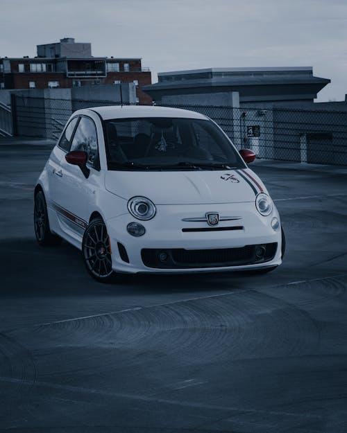 Δωρεάν στοκ φωτογραφιών με abarth, Fiat, fiat500, αυτοκίνηση