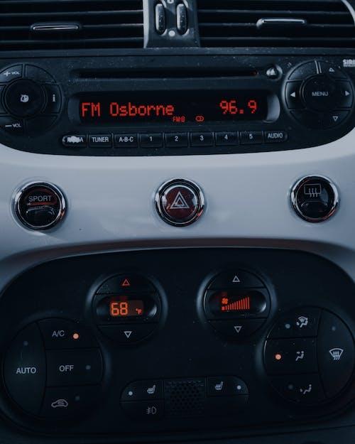 汽車, 細節, 菲亞特500, 跑車 的 免費圖庫相片