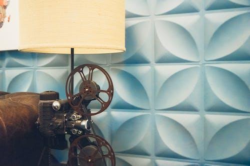 Foto profissional grátis de bobina, câmera, carretel, cinema