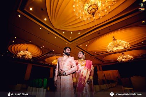 Foto stok gratis fotografer pernikahan, pranikah