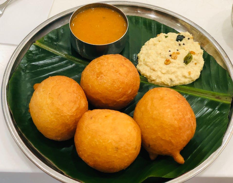 Free stock photo of bajji, breakfast, indian