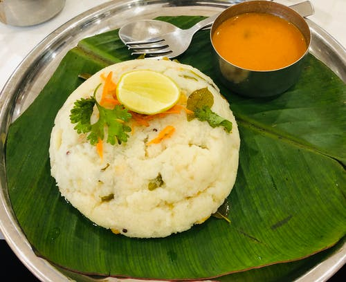 Free stock photo of breakfast, indian, upma