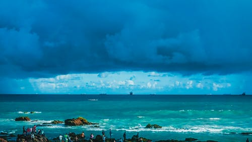 Gratis lagerfoto af strand, vandkanten