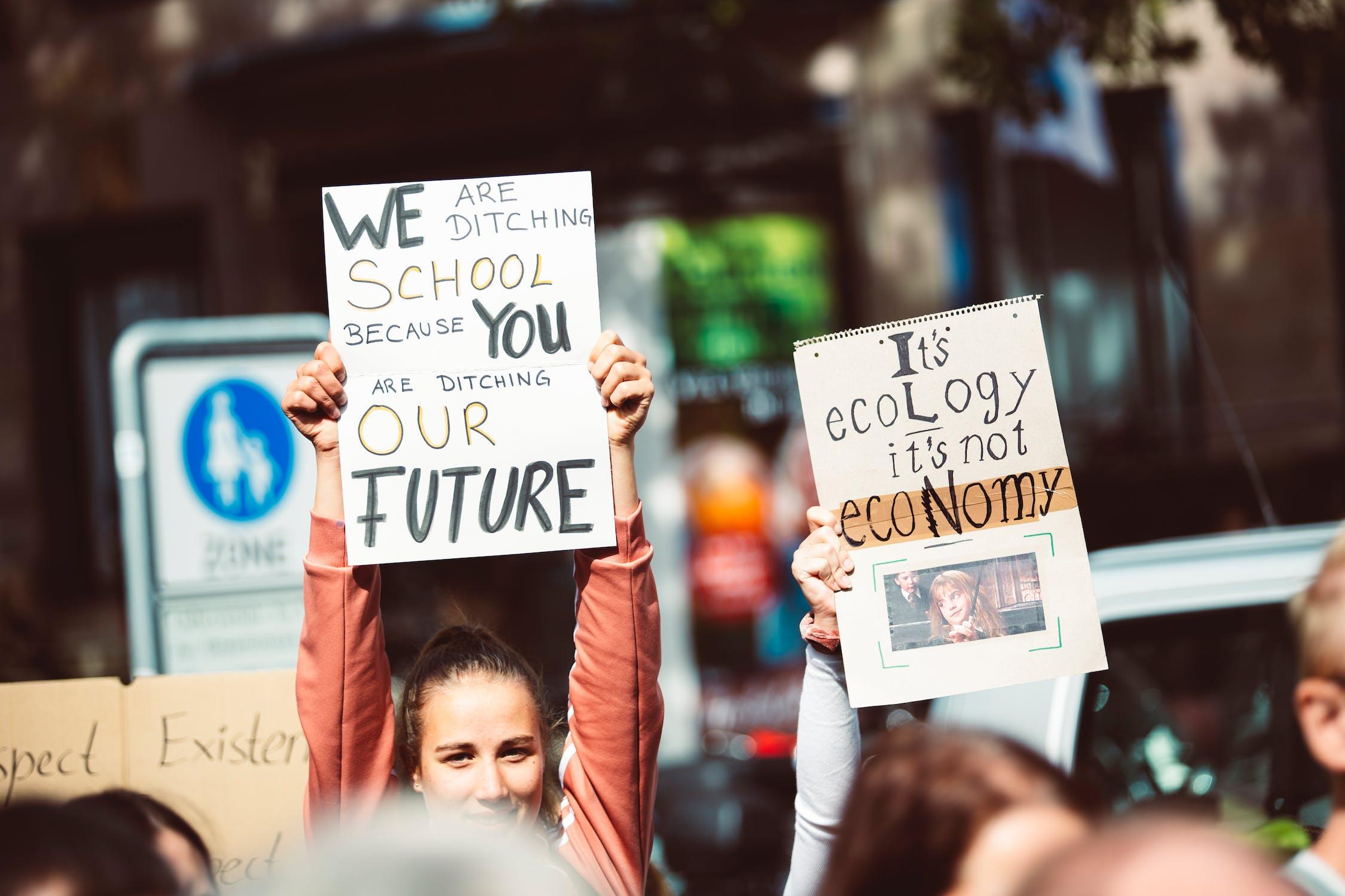 Disputes About Climate Change Splits Generations