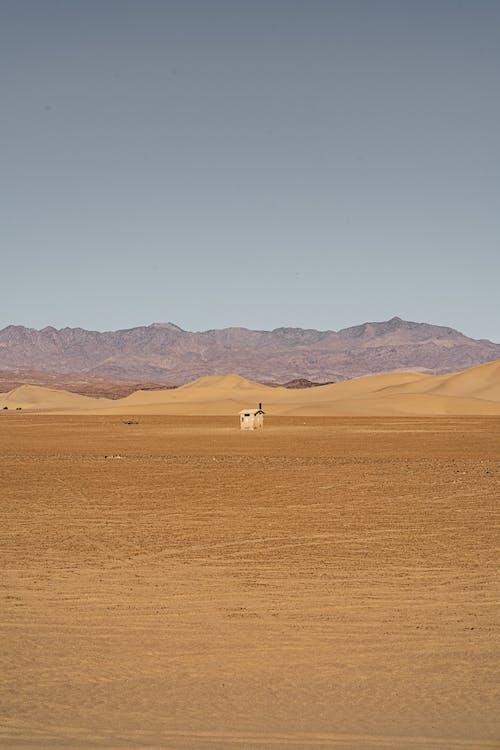 Foto profissional grátis de alvorecer, ao ar livre, areia, árido