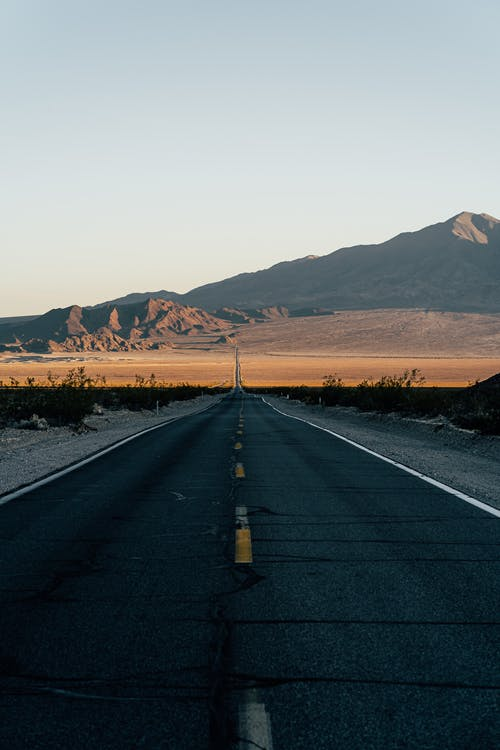 Photo Of An Empty Road During Daytime