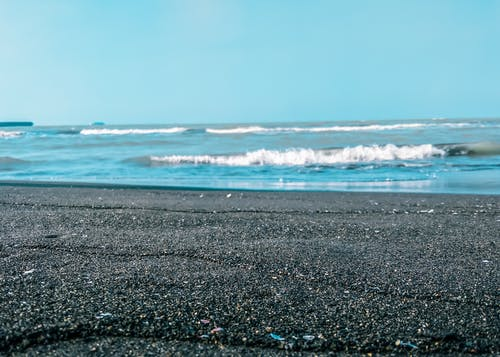 Imagine de stoc gratuită din apă, cer albastru, face cu mâna, faleză
