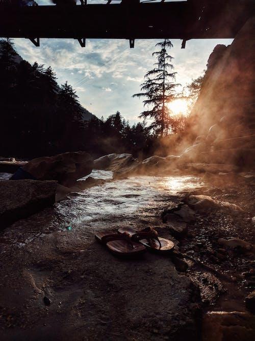 River during Golden Hour