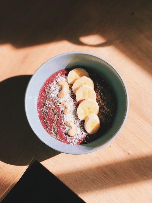 Základová fotografie zdarma na téma mísa, ovoce, snídaně, zdravý