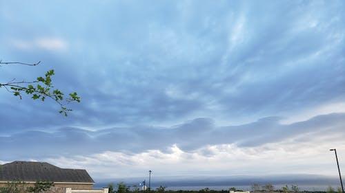 Foto d'estoc gratuïta de acomiadar-se, cel, núvols