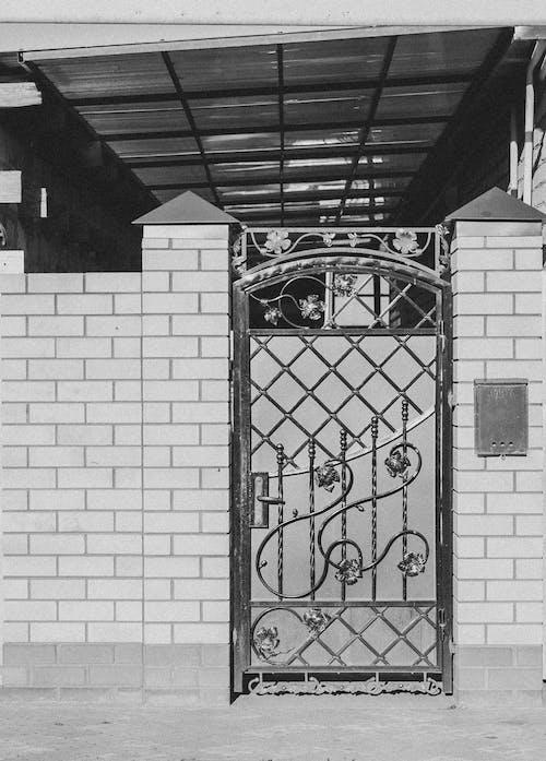 Ingyenes stockfotó ajtó, fal, kerítés, minták témában