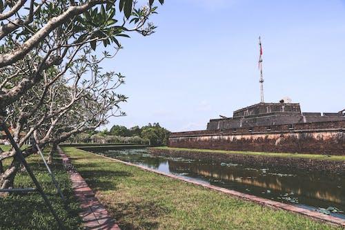 Ilmainen kuvapankkikuva tunnisteilla aasialainen arkkitehtuuri, arkkitehtuuri, historia, joki