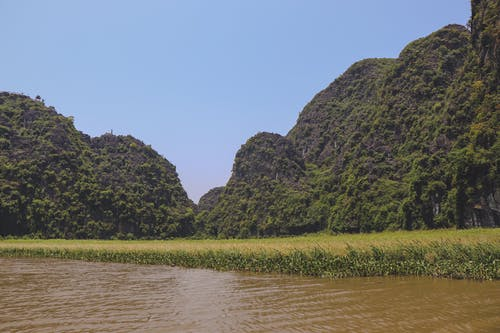 Ilmainen kuvapankkikuva tunnisteilla Aasia, joki, luonto, ninh binh
