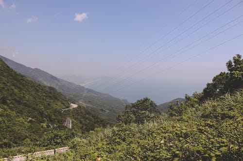 Ilmainen kuvapankkikuva tunnisteilla Aasia, luonto, meri, metsä