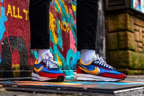 คลังภาพถ่ายฟรี ของ sacai, ความร้อน, ภาพพอร์ตเทรต, รองเท้า