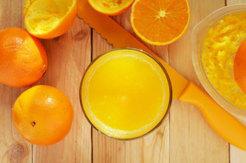 Photos gratuites de cuisine, frais, fruits, jus d'orange