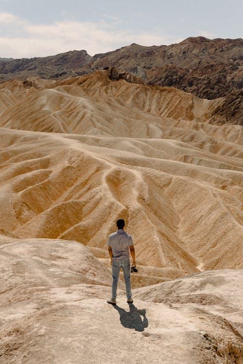 乾旱, 乾的, 人, 冒險 的 免费素材照片