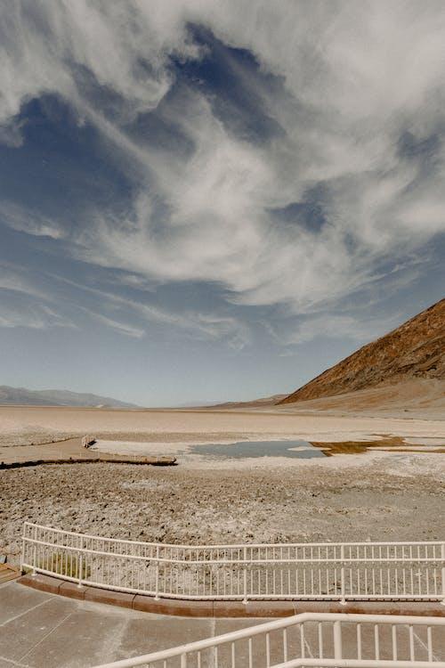 กลางแจ้ง, ทราย, ทะเลทราย