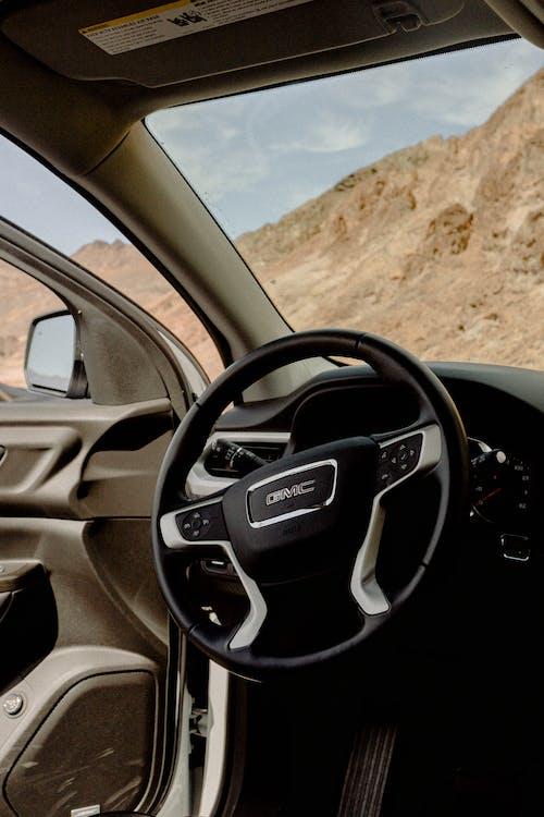GMC Vehicle Steering Wheel