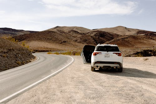 Darmowe zdjęcie z galerii z autostrada, droga, gmc, krzywa