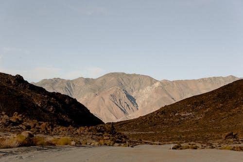 Immagine gratuita di ambiente, catena montuosa, colline, distanza