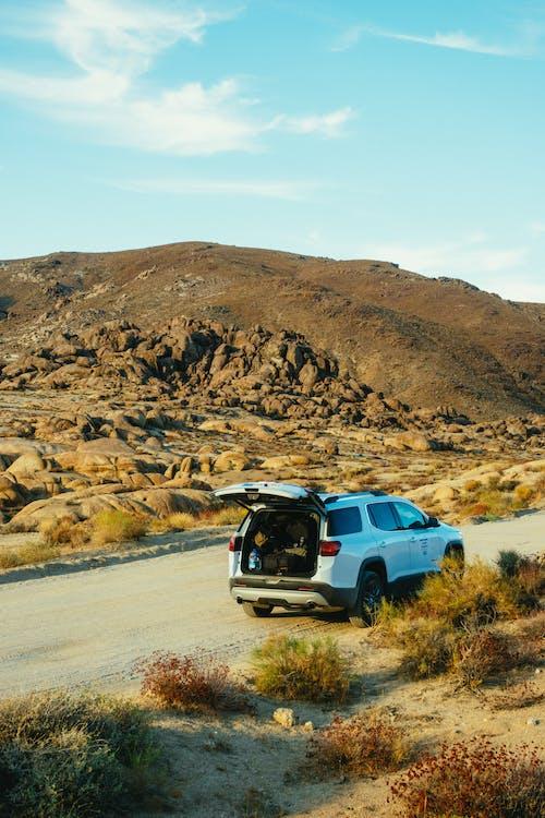 Fotobanka sbezplatnými fotkami na tému auto, cestovať, dedinský, denné svetlo