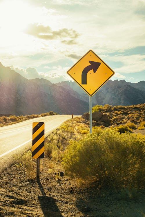 Photo of Road Signage
