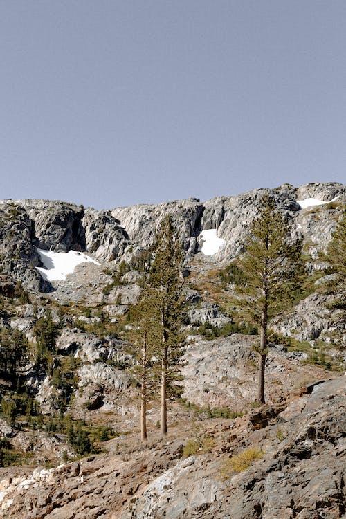 Immagine gratuita di alto, esterno, montagna, montagna rocciosa