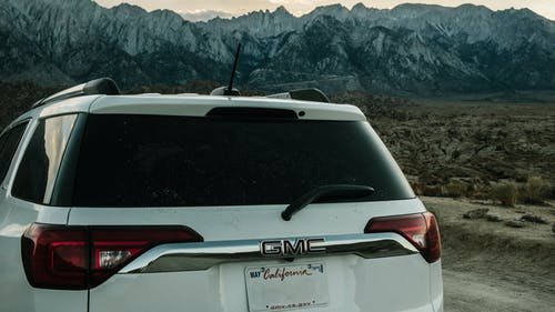 gmc, SUV, スタイル, モダンの無料の写真素材