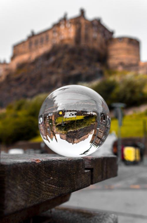 Foto profissional grátis de cânone, castelo de edimburgo, cidade, colocar