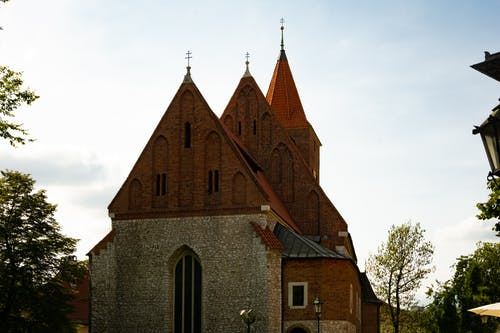 Бесплатное стоковое фото с krakow, город, здание церкви, польша