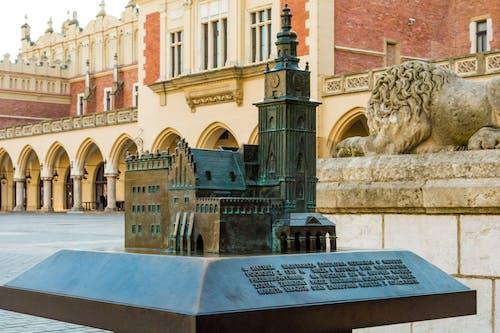 Бесплатное стоковое фото с krakow, достопримечательность, европа, польша
